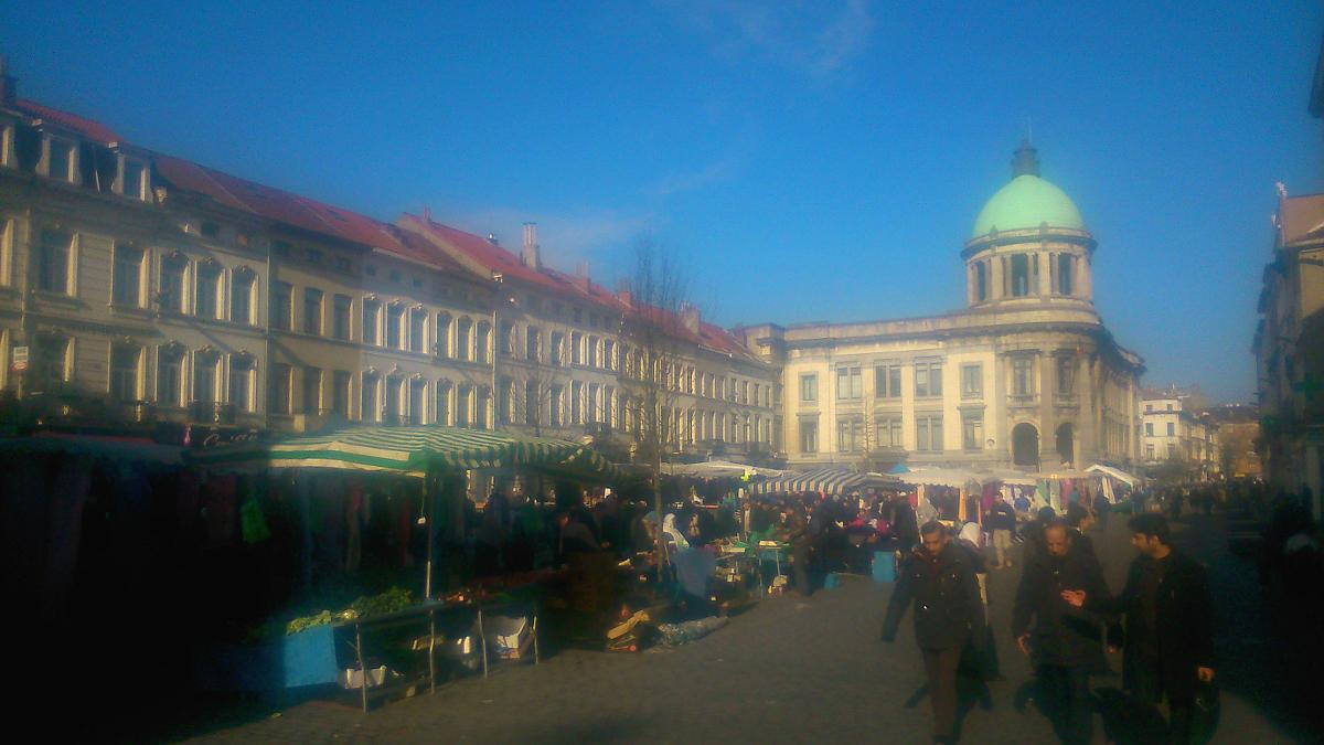 Molenbeek Plaza