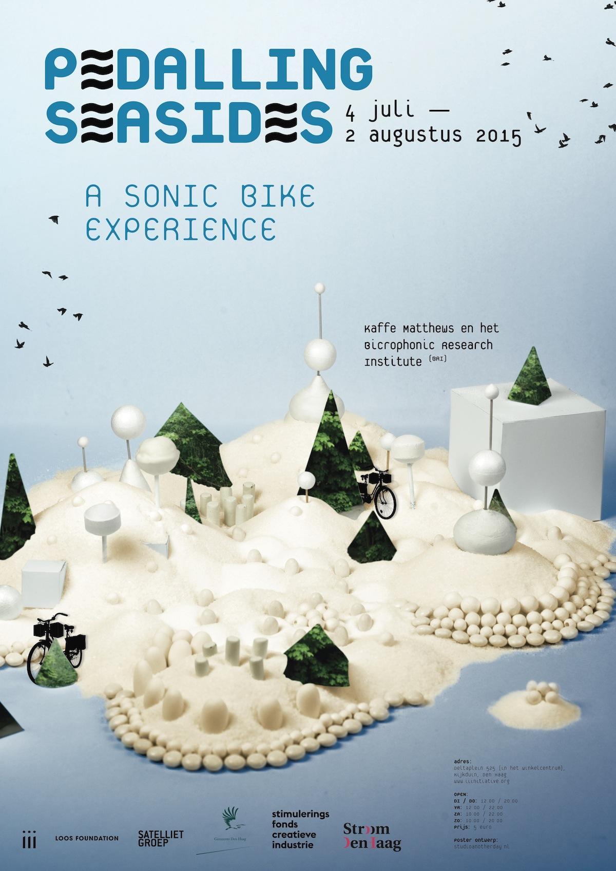 Pedalling-Seasides