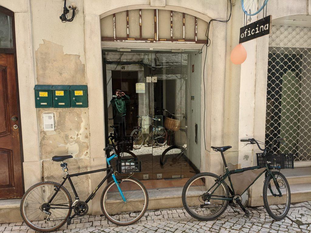 Oficina at Coimbra