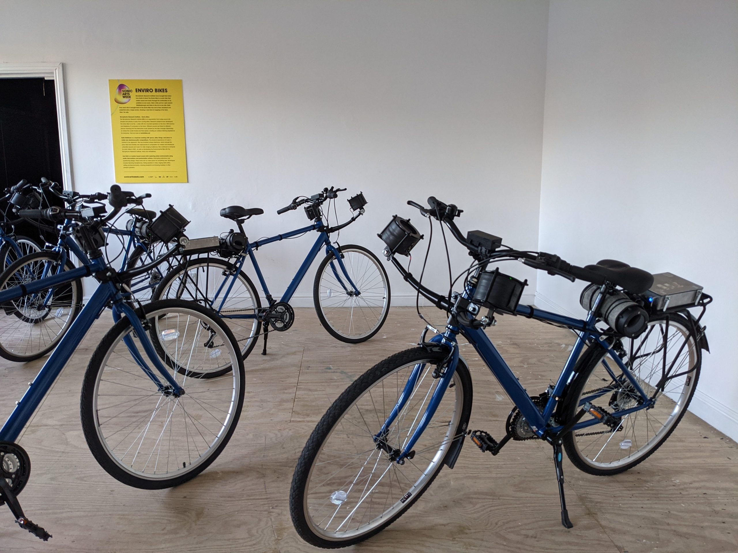 Enviro Bikes in Auxiliary Gallery